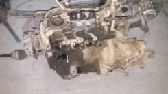 Двигатель в сборе. Daewoo Matiz