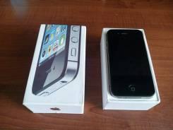 Apple iPhone 4s. Б/у, 16 Гб, Черный, 3G