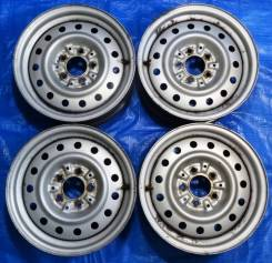"Steel Wheels. 6.0x15"", 5x114.30, ET30, ЦО 73,1 мм."