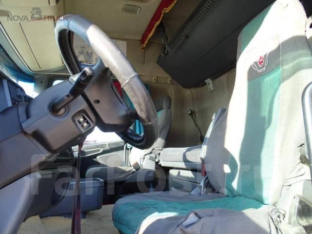 Scania R420. Седельный тягач , 11 705куб. см., 10 574кг.