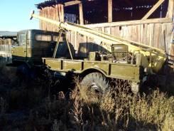 ГАЗ 66. Буровая Газ-66