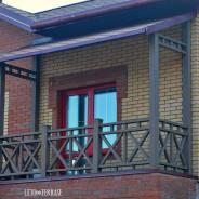 Балконы, Ограждения в Хабаровске