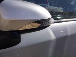 Накладка на зеркало. Toyota: Premio, Allion, Vitz, Corolla Axio, Corolla Fielder Двигатели: 1NZFE, 2ZRFAE, 3ZRFAE, 1KRFE, 1NRFE, 1NRFKE, 1NZFXE. Под з...