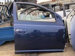 Дверь передняя правая Toyota VITZ SCP10