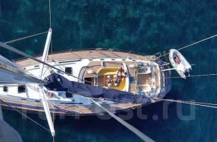 Парусная яхта для свадеб, фотосессий, романтических прогулок. 12 человек, 25км/ч