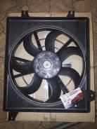 Вентилятор радиатора кондиционера. Hyundai: Lantra, Elantra, Tiburon, Avante, Coupe