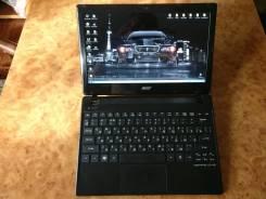 Acer Aspire One 756-877B1kk. 1,4ГГц, ОЗУ 4096 Мб, диск 500Гб, WiFi, Bluetooth