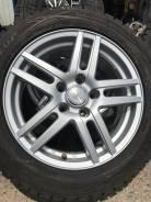 """Weds Ravrion R16 5*114.3 6.5J ET40 + 205/55R16 Dunlop Winter Maxx. 6.5x16"""" 5x114.30 ET40. Под заказ"""