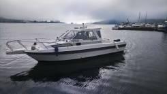 Yamaha FR-25. длина 7,50м., двигатель подвесной, 200,00л.с., бензин
