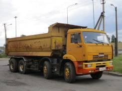 КамАЗ 65201. Самосвал 8х4 (2008), 11 760куб. см., 25 150кг.