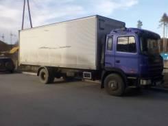 JAC. Продается грузовой фургон , 6 500куб. см., 7 000кг., 4x2