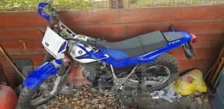 Yamaha TW 200. 200куб. см., исправен, птс, с пробегом