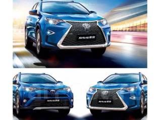Обвес кузова аэродинамический. Toyota RAV4, ALA49L, ASA42, ASA42W, ASA44, ASA44L, ZSA42L, ZSA44L, ALA49, ALA40, ZSA42, ZSA44 Двигатели: 2ADFHV, 2ADFTV...