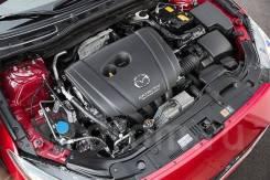 Двигатель в сборе. Mazda: B-Series, Premacy, Bongo Brawny, Revue, Demio, Familia S-Wagon, Proceed, 323, Autozam AZ-3, Millenia, BT-50, Efini MS-6, Efi...