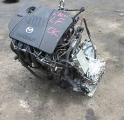 Двигатель в сборе. Mazda Premacy, CREW Двигатели: LFDE, LFVE