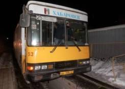 Daewoo BS106. Автобусы 2009 год