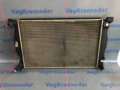 Радиатор охлаждения двигателя. Audi S6, 4B2, 4B4, 4B5, 4B6 Audi A4, 8EC, 8ED, 8H7, 8HE Audi A6, 4B2, 4B4, 4B5, 4B6 Audi S4, 8EC, 8ED, 8H7, 8HE Двигате...