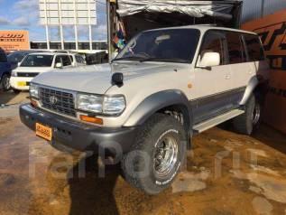 Toyota Land Cruiser. автомат, 4wd, дизель, б/п, нет птс. Под заказ