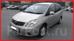 Toyota Corolla Spacio. Без водителя