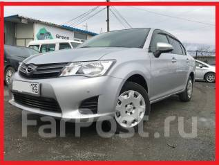 Toyota Corolla Axio. Без водителя