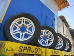 """Bridgestone. 6.0x15"""", 6x139.70, ET25, ЦО 110,0мм."""