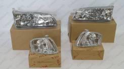 Фара. Toyota Sprinter, AE110, AE111, AE114, CE110, CE113, CE114, CE116, EE111