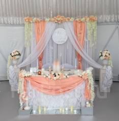 Декор и оформление Вашего мероприятия (свадьба, юбилей, ) Фотозоны