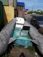 Вятка Вариант. 2005 год год, длина 4,50м., двигатель без двигателя