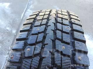 Dunlop SP Winter ICE 01. Зимние, шипованные, 2013 год, 5%, 4 шт