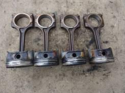 Поршень. Mazda: Premacy, MX-6, Familia, 626, Mazda3, Cronos, Autozam Clef, MPV, 323, Capella Двигатели: FSDE, FSZE, FS
