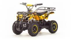 Квадроцикл (игрушка) ATV E002 800Вт (осенний лес). Под заказ