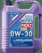 Liqui Moly Synthoil Longtime. Вязкость 0W-30, синтетическое