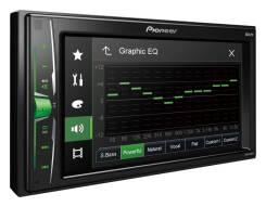 Автомагнитола Pioneer MVH-A100V/2DIN/USB/MP3/Android проиг/ NEW