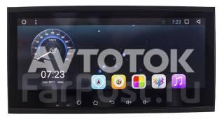 Штатная магнитола Volkswagen Touareg, Multivan Android 6.0 CF-3077. Под заказ