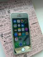 Apple iPhone 5s. Б/у, 16 Гб, Золотой