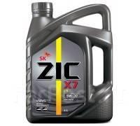 ZIC X7. Вязкость 5W-30