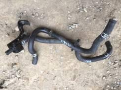 Патрубок отопителя, системы отопления. Honda Odyssey, RA6