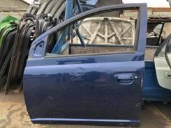 Дверь передняя левая Toyota VITZ SCP10