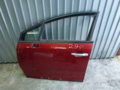 Дверь передняя левая Citroen C4