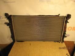 Радиатор охлаждения двигателя. Ford Focus, CB4, DA3, DB Двигатели: AODA, AODB, AODE, ASDA, ASDB, G6DA, G6DB, G6DD, G8DA, GPDA, GPDC, HHDA, HHDB, HWDA...
