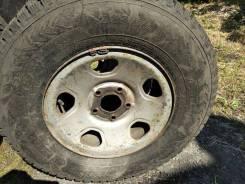 "Продам зимний комплект колес на шевроле блейзер Елабуга. x15"" 5x120.00"