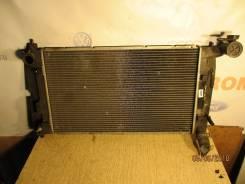 Радиатор охлаждения двигателя. Toyota Corolla, NZE124
