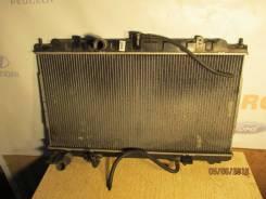 Радиатор охлаждения двигателя. Nissan Sunny, FB15