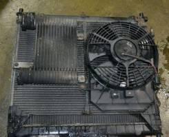 Радиатор кондиционера (конденсер) SsangYong Actyon, Kyron, Rexton
