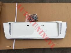 Рамка для крепления номера. Lexus LX450d, VDJ201 Lexus LX570 1VDFTV