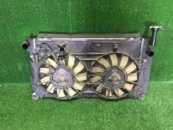 Радиатор охлаждения двигателя. Toyota Prius, NHW10, NHW11