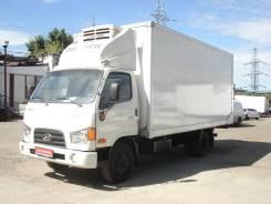 Hyundai HD78. 2013 год. Рефрижератор (хендай, хендэ, шд. 65,72) (0768), 3 900куб. см., 5 000кг.