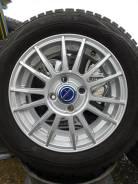 "Weds Blue Ness R14 4*100 5.5J ET50 + 175/65R14 Dunlop Winter Maxx 01. 5.5x14"" 4x100.00 ET50"