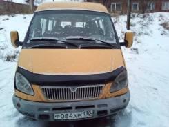 ГАЗ ГАЗель Пассажирская. Продам микроавтобус Газель, 2 300куб. см., 8 мест