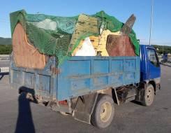 Вывоз мусора и хлама, работаем без выходных.